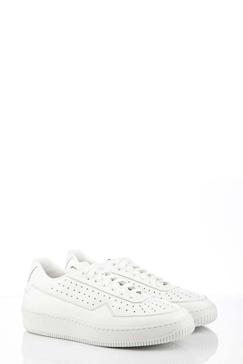 VARENNE - Shoes - White Leather