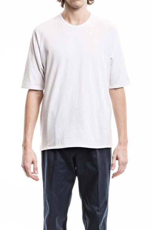 STEEL DUST - ORIGINAL RAGLAN T-SHIRT