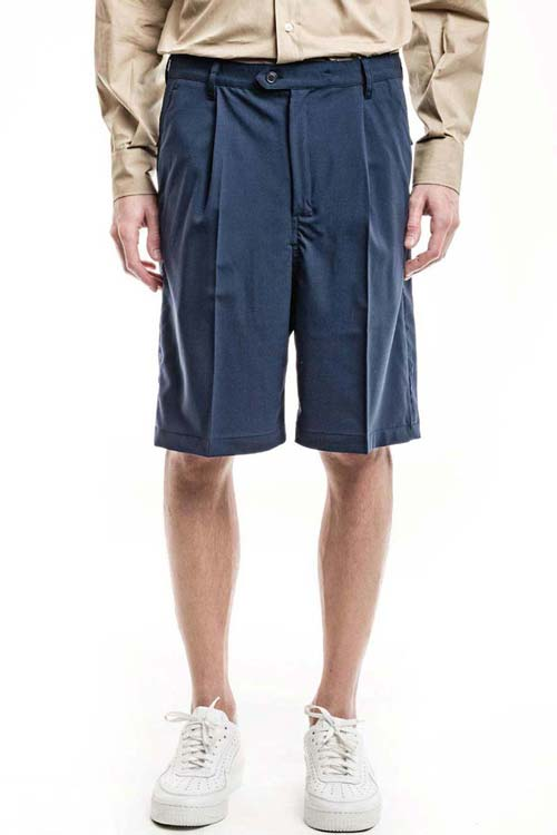 MISTERO - Wide Shorts - Merino Stretch