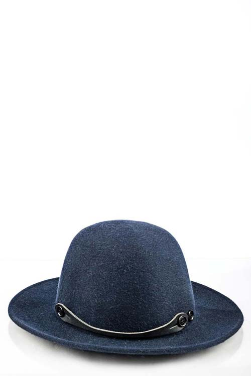 INVICTUS - Felt Hat - Navy