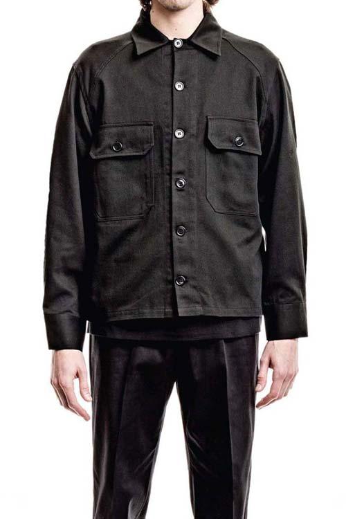 BALIO - Original Jacket Shirt - Massawa Black